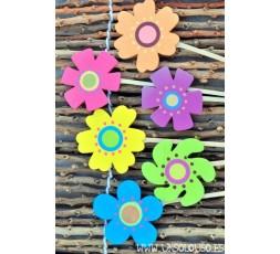 Brochetas Flor