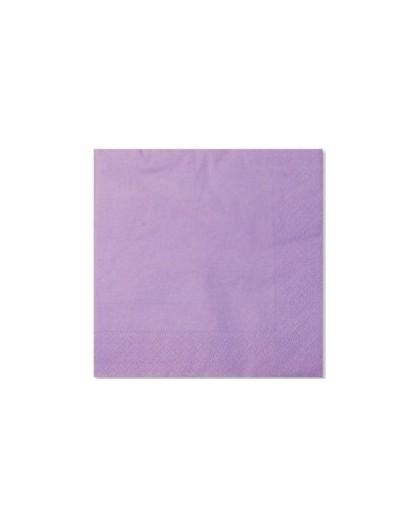 Servilletas de papel Lila