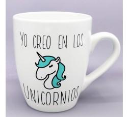 """Taza """"Unicornio"""""""