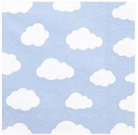Servilletas Nubes blancas