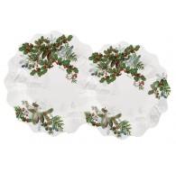 8 Platos Navidad Invernal