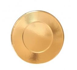 4 Bajoplatos Oro