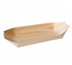 10 Barcas de bambu