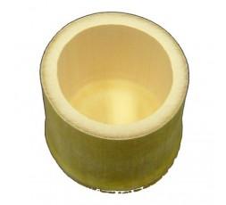 tubo bambu corto
