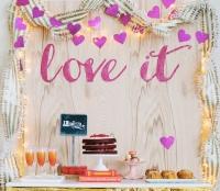 2 Ideas para la mesa de San Valentin