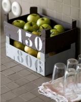 Reciclando cajas de fresas
