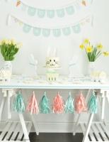 Una bonita mesa de Pascua